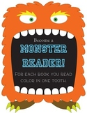 Monster Reader: Package in Color