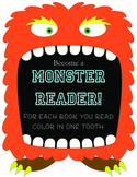 Monster Reader: Reading Chart in Color