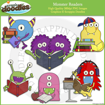 Monster Readers