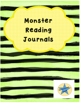 Monster Reading Journal