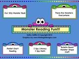 Monster Reading & Math  Fun