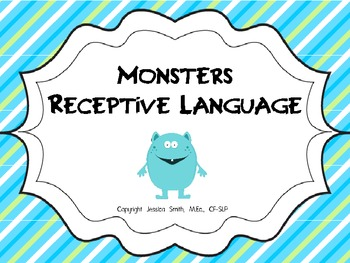 Monster Receptive Language