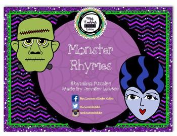 Monster Rhymes