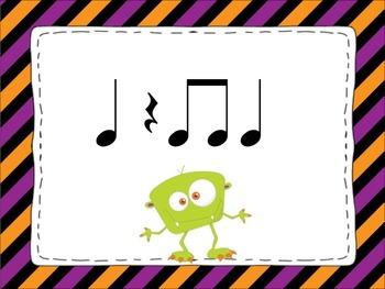 Monster Rhythms - Level 1