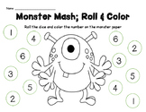 Monster Roll and Color