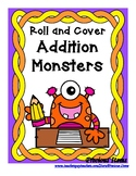 Addition Monster Roll and Cover - 2 Dice