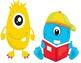 Monster School Large Size Reward for VIPKID and Online ESL