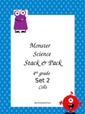 Monster Science Cells 4th grade