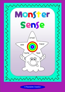 Monster Sense - The Five Senses