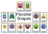 Monster Shapes
