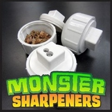 Monster Sharpeners - Super tough sharpeners for the classroom or studio