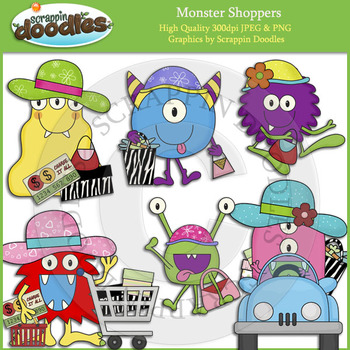Monster Shoppers