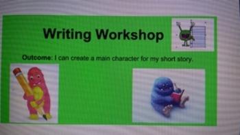 Monster Short Story Unit