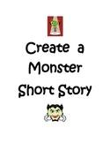 Monster Short Story Graphic Organizers