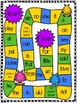 Monster Sight Word Game Board