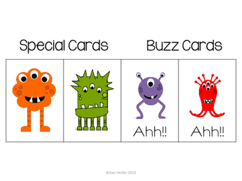 Monster Sight Word Games