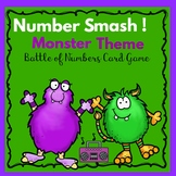 Kindergarten-Special Education -Number Sequence Game, Mons