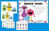 Monster Smash: Verb Tenses