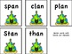 CVC Word Sort Monsters
