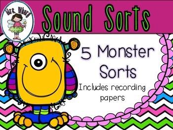 Monster Sound Sorts