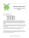 Monster Speciation