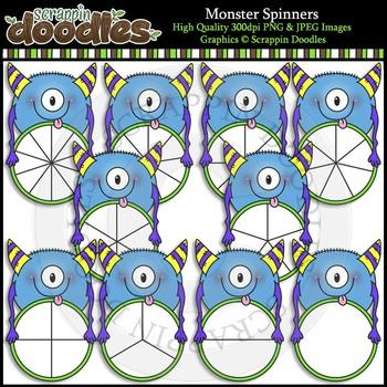 Monster Spinners
