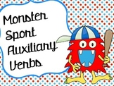 Monster Sport Auxiliary Verbs