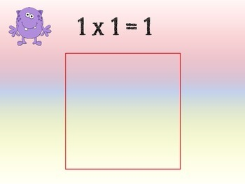 Monster Square Numbers
