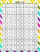Monster Squish Number Grid Game