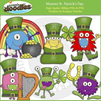 Monster St. Patrick's Day