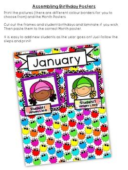 FREE Monster Sticks & More Classroom Essentials {Summer Celebration}