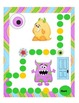 Monster Subtraction Game