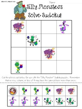Monster Sudoku Puzzle Bundle