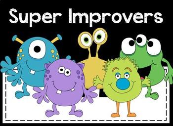 Monster Super Improver Chart