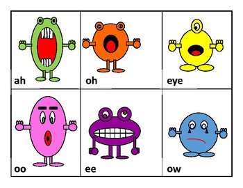 Monster Syllables