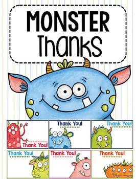 Monster Thanks