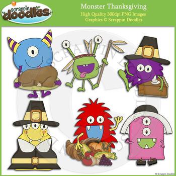 Monster Thanksgiving