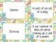 Monster Theme Grade Five CCSS Complete Vocabulary Program
