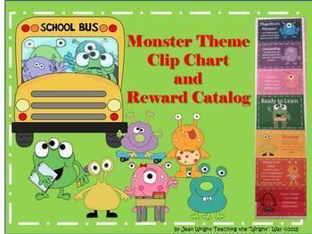 Monster Theme Mega Bundle
