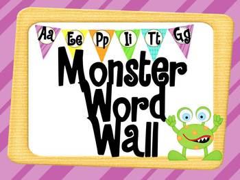 Monster Theme Mega Pack