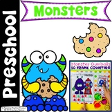 Monster Theme - Preschool