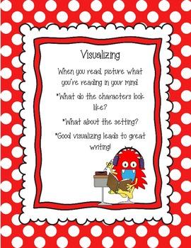 Monster Theme Reading Strategies