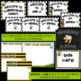 Editable Labels | Teacher Toolbox Labels | Monster Theme Classroom Decor