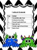Monster Themed Classroom Forms