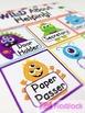 Monster Themed Classroom Decor Bundle (Editable Materials, Too!)