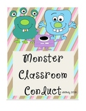 Monster -Themed Conduct (Classroom Management System)