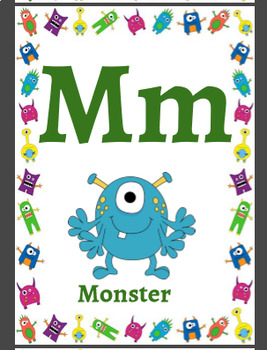 Monster Themed Decor Bundle