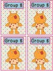 Monster-Themed Grouping Cards