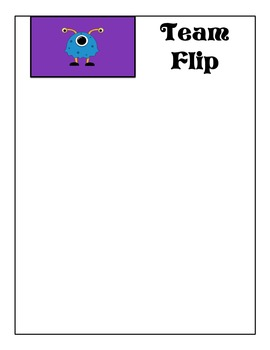Classroom Management Using a House System - Monster Themed