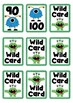 Monster Themed Number Cards 1-100